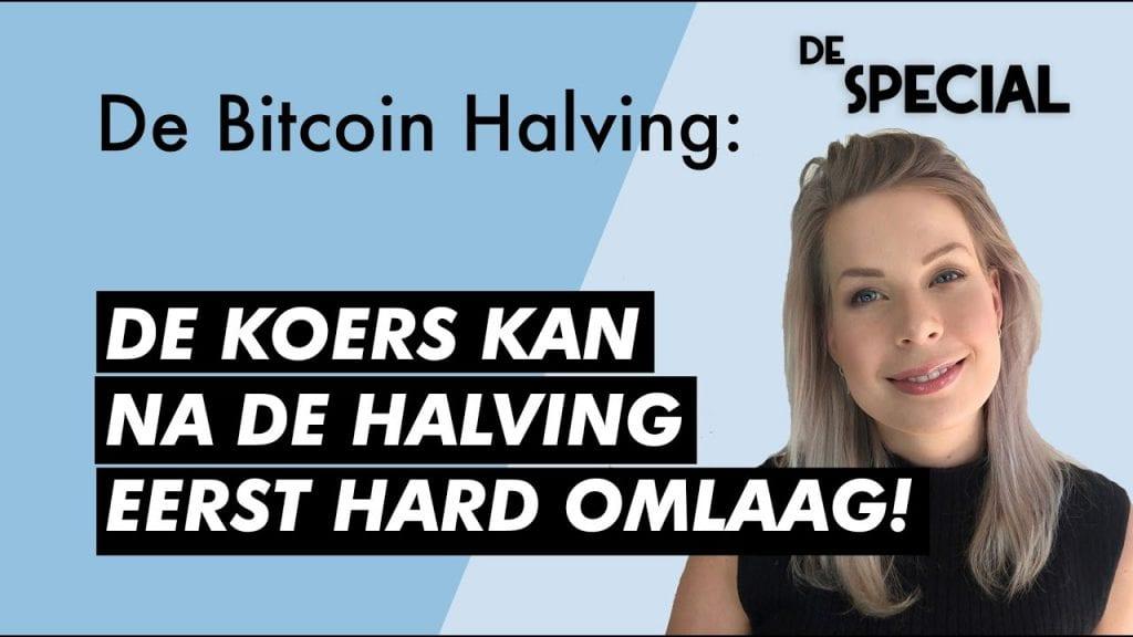 Wat is de Bitcoin halving 2020? Simpele uitleg over wat een Bitcoin halving is!
